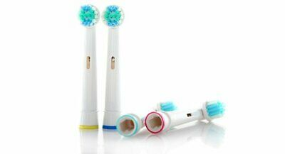 Pack de 8 recambios compatibles Oral B - Precision Clean