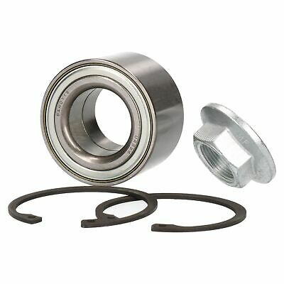 Trailer Sealed Wheel Bearing Kit 309726 One Shot Hub Nut & Circlips Alko 2051