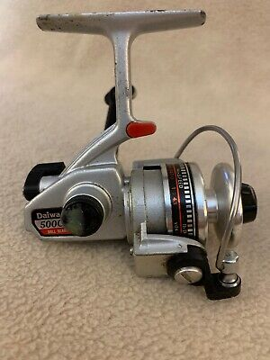 ea34a80c5f2 DAIWA 500C SPINNING Reel Made in Japan - $39.99 | PicClick