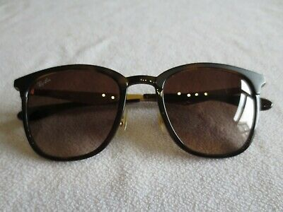 502a572554 RAY BAN BROWN frame Andy sunglasses. RB 6073 13. - EUR 24