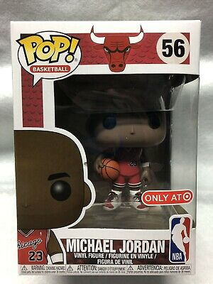 Funko Pop Michael Jordan Target Exclusive 23 Bulls NBA Rookie Uniform **Photos**