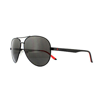 e00b496f8a Carrera Sunglasses Carrera 8010 S 003 M9 Matte Black Green Polarized