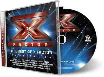 THE BEST OF X FACTOR COMPILATION - CD nuovo sigillato [cd04]