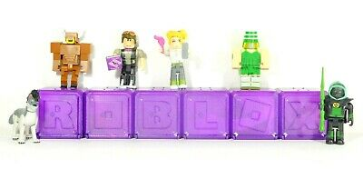 Details About Roblox Celebrity Collection Series 3 Mystery Pack Purple Cube - Roblox Galaxy Girl Series 2 Rare Blind Box 3 Toys Figures