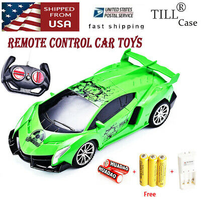 Toys For Kids Boys Remote Control RC Car Birthday Gift 3 4 5 6 7 8