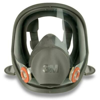 3M 6000 Series Full Face Mask Large Grey Ref 3M6900S