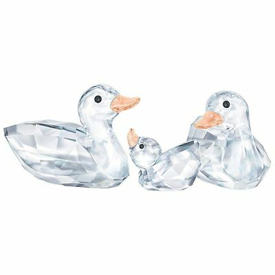 Swarovski Ducks Set of 3 # 5376422 New 2019