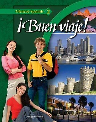 ?Buen Viaje!, Level 2  (ExLib) by Glencoe McGraw-Hill Staff