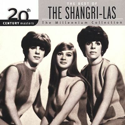 The Shangri-Las The Millennium Collection: The Best of CD New and Sealed