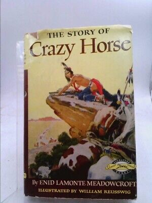 STORY OF CRAZY HORSE, THE, Signature Biography Series  (1st Ed)