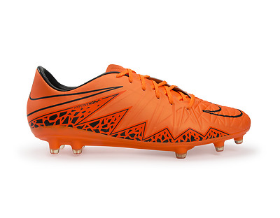 sports shoes bd946 727d8 NIKE Hypervenom Phatal II 2 FG Orange Men Sz 11 Soccer Football Cleats  749893888