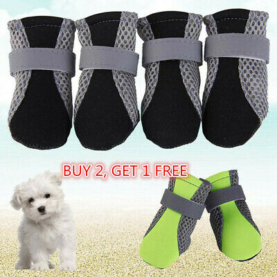 Unisex Anti Slip Pet Dog Shoes Waterproof Protective Rain Boots Sock Classical