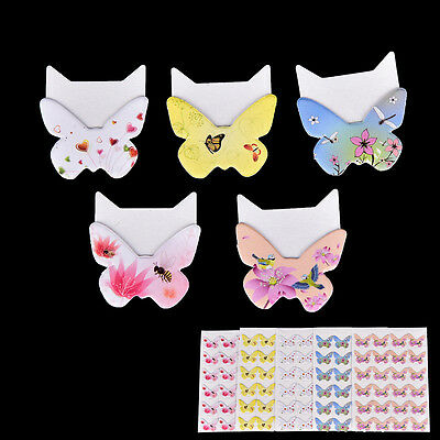 24pcs/lot DIY Butterfly Corner Cute Paper Stickers For Photo Albums Decor  Jd