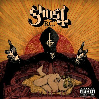 Ghost B.C. - Infestissumam (Deluxe Edition) CD NEW