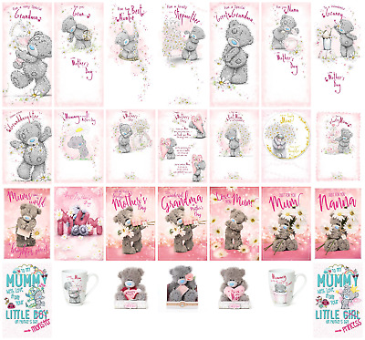 Me To You Tatty Teddy Mother's Day Cards & Gifts - Various Designs