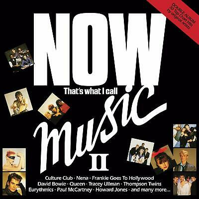 NOW THATS WHAT I CALL MUSIC 2 (Various Artists) 2 CD Set (2019)