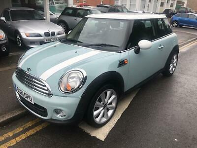 Mini Cooper Warranty >> 2011 61 Mini Cooper 1 6 Chili Pack Nice Spec Superb