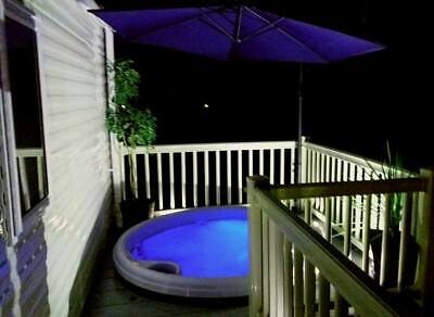 Early Bird Hot Tub Deals @ Tattershall Lakes Country Park, Lincoln