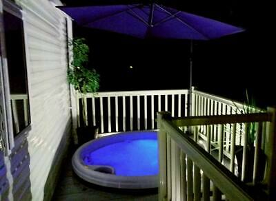 Tattershall Lakes Winter Hot Tub Breaks ** Early Bird Offers **