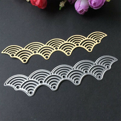 Metal Cutting Dies Stencil Scrapbooking Paper Card Embossing Craft MME