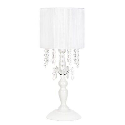 Tadpoles Shaded Chandelier Table Lamp