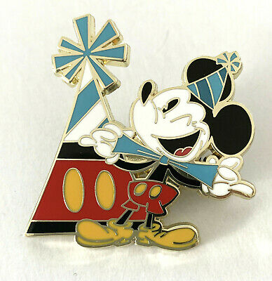DISNEY COLLECTOR PIN Mickey Mouse 90th Birthday Party Hat