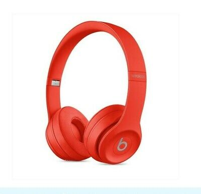 BEATS BY DR. Dre Solo3 Wireless On-Ear Cuffie - Rosso - EUR 160 f897c8b459ac