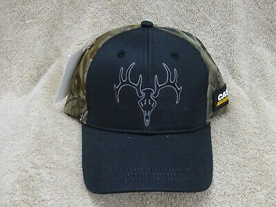 Nwt Case Ih Construction International Harvester Tractor Camo Hunting Hat  Cap 7953205532f4