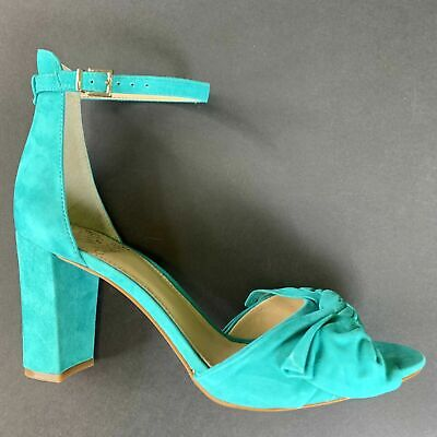 b1adf8bd8ee Vince Camuto Women s Cozumel Carrelen Bow Sandal Heel Shoes Size 9M New