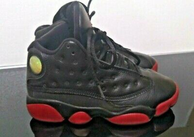 quality design c5955 51b4a Nike Air Jordan 13 XIII Retro Shoes SZ 12c Red Black 414575-003 Toddler PS
