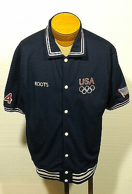 VTG-2004 USA-ROOTS ATHENS Olympic Hat (2016 summer olympics Rio ... b35449ac1869