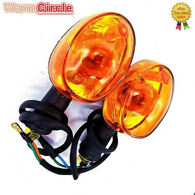 2 * Turn Signal Light 50 150Cc Moped Scooter Rear Gy6 12V Motorcycle Chinese New
