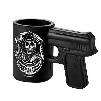 Sons Of Anarchy Reaper Gun Can Cooler Stubby Holder Vb Jim Beam