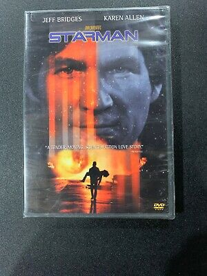 Starman (DVD, 1998, Closed Caption Multiple Languages)
