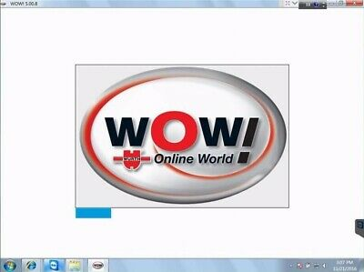 Car Diagnostic software WoW! Version 5.00.8R2 Cars Up To 2019!!! DATABASE!OBD!