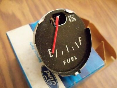 1965 Ford Mustang Gt Fuel Gauge Indicator (New) # C5Zz-9305 Nos Ford Part