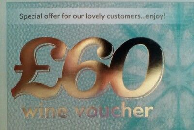 Naked Wines £60 Discount Voucher - Terms and Conditions Apply