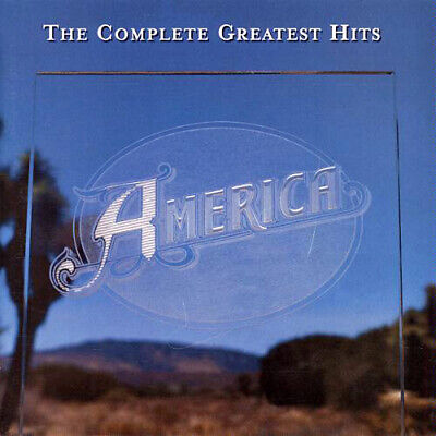 America - The Complete Greatest Hits CD NEW