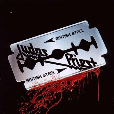 Judas Priest - British Steel (2 Disc, CD + DVD, 30th Anniversary Edition) CD NEW