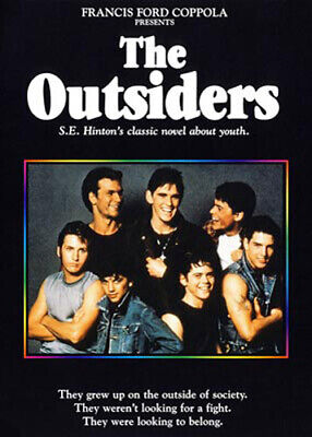 The Outsiders (1983 C Thomas Howell) DVD NEW