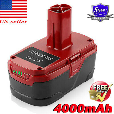 For Craftsman C3 19.2V XCP PP2020 PP2011 PP2030 Lithium Battery 130279005 11375