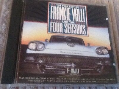The Very Best Of Frankie Valli And The Four Seasons - Greatest Hits - Sherry +