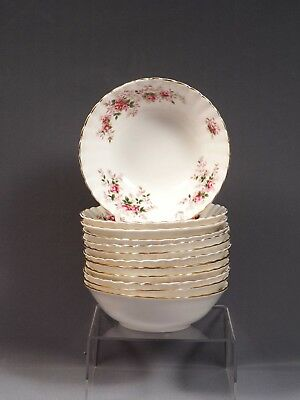 Royal Albert Lavender Rose Bone China Cereal Soup Bowl (s)  England