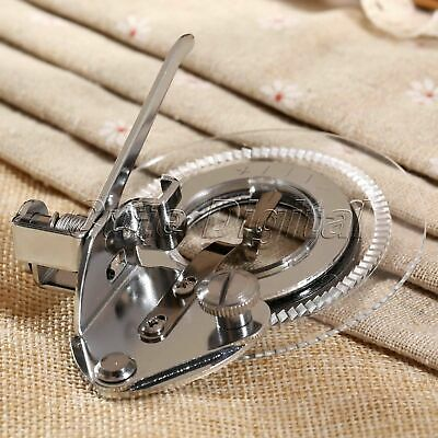 Novelty Flower Embroidery Stitch Presser Foot For Brother Janome Sewing Machine