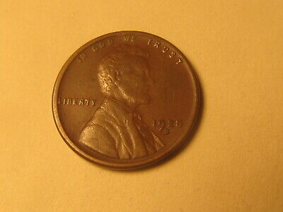 1928 S  Lincoln Wheat Cent Penny in VF Very Fine Condition