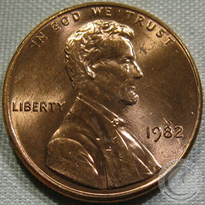 1982-P Unc Csd Lincoln Memorial Penny Nice Coin **Make An Offer**