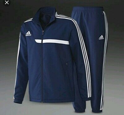 Adidas Tiro 13 Warm-up (Navy) Jacket & Pants Mens XL