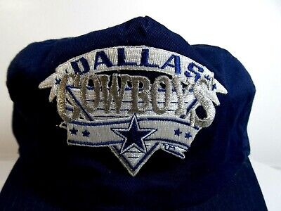 cabc35c29d9 DALLAS COWBOYS NFL Authentic Team Football Star Dad Cap Hat Lid ...