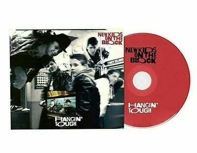 New Kids On The Block Hangin' Tough 30th Anniversary Edition CD POP LEGACY PRE