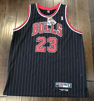 finest selection 84c52 7ebc3 MICHAEL JORDAN CHICAGO BULLS 23 Nike Jersey Flight 8403 M +2 ...